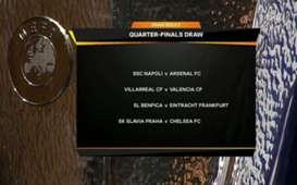 Cuartos de final Europa League