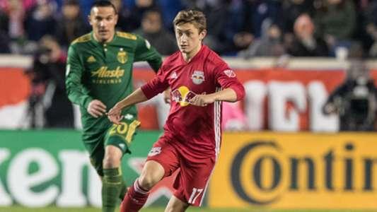 Ben Mines New York Red Bulls MLS