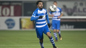 Youness Mokhtar, PEC Zwolle, Eredivisie 01202018