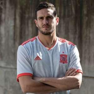 Spanyol válogatott Koke
