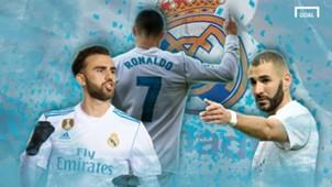 GFX Real Madrid Effektivste Torschützen