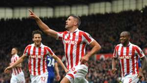 Jonathan Walters Stoke City Premier League