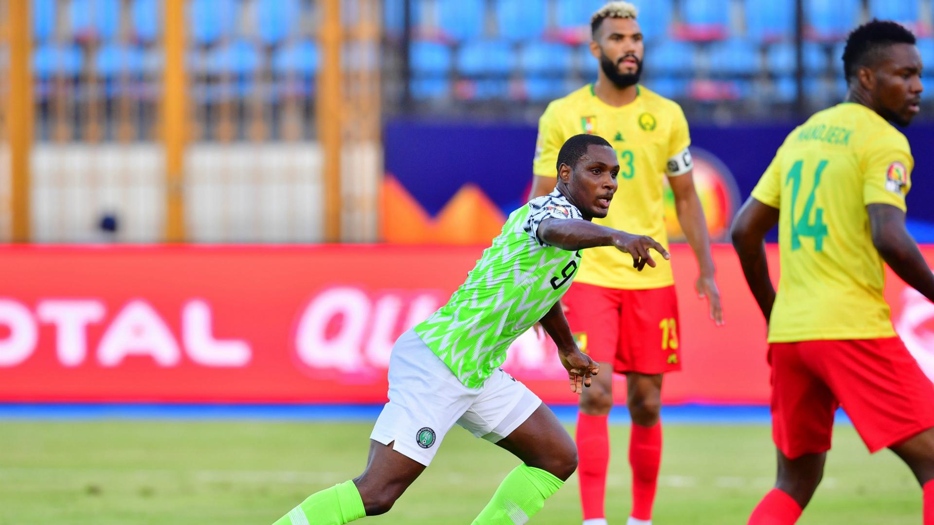 Odion Ighalo - Nigeria