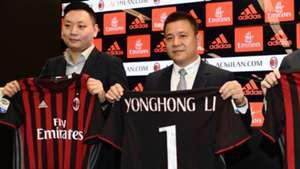 Yonghong Li Milan