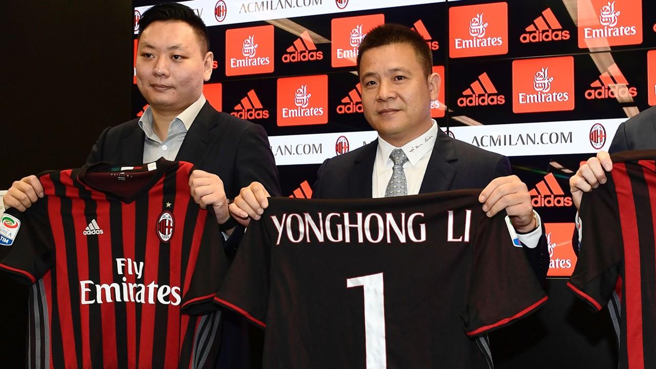 """Milan, il """"New York Times"""" getta ombre su Yonghong Li: """"La miniera non è sua, i parenti in galera"""""""