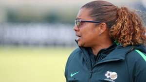 Desiree Ellis South Africa Banyana Banyana coach