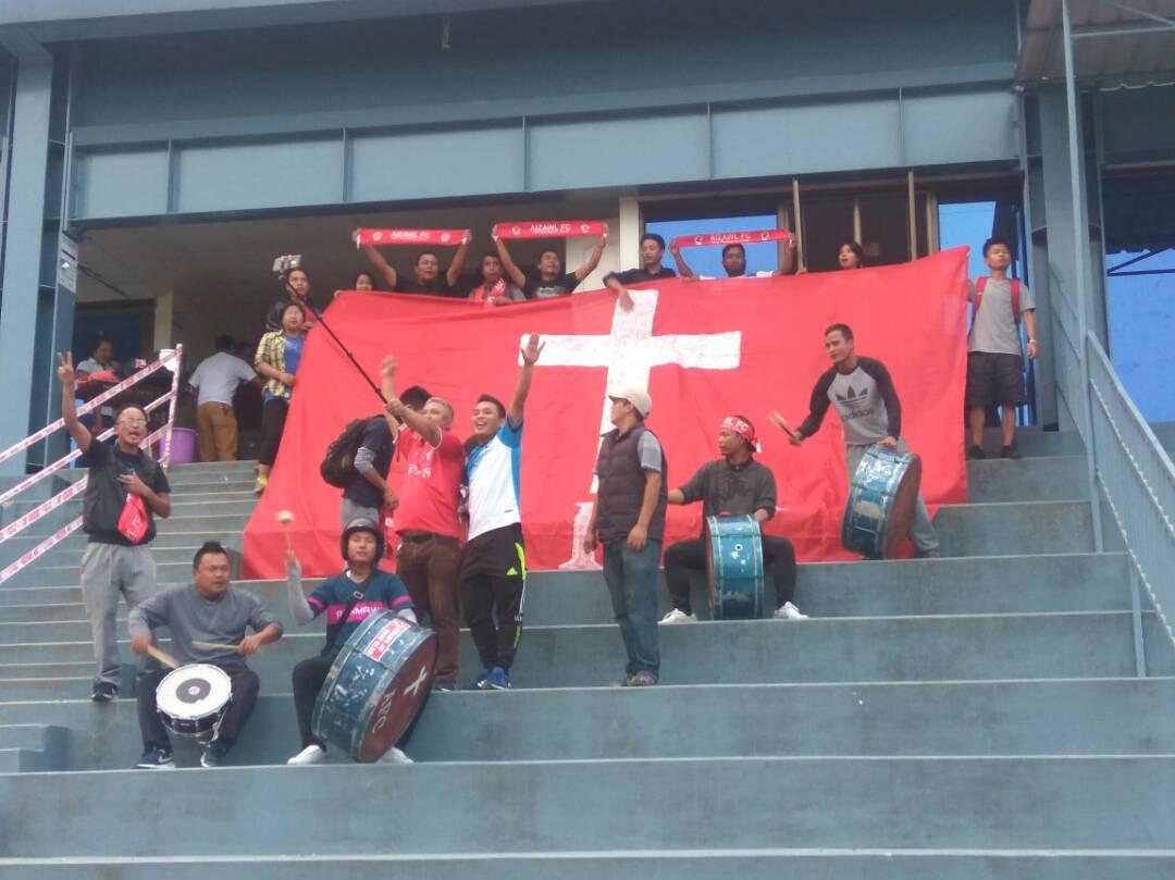 Aizawl FC Fans 2017
