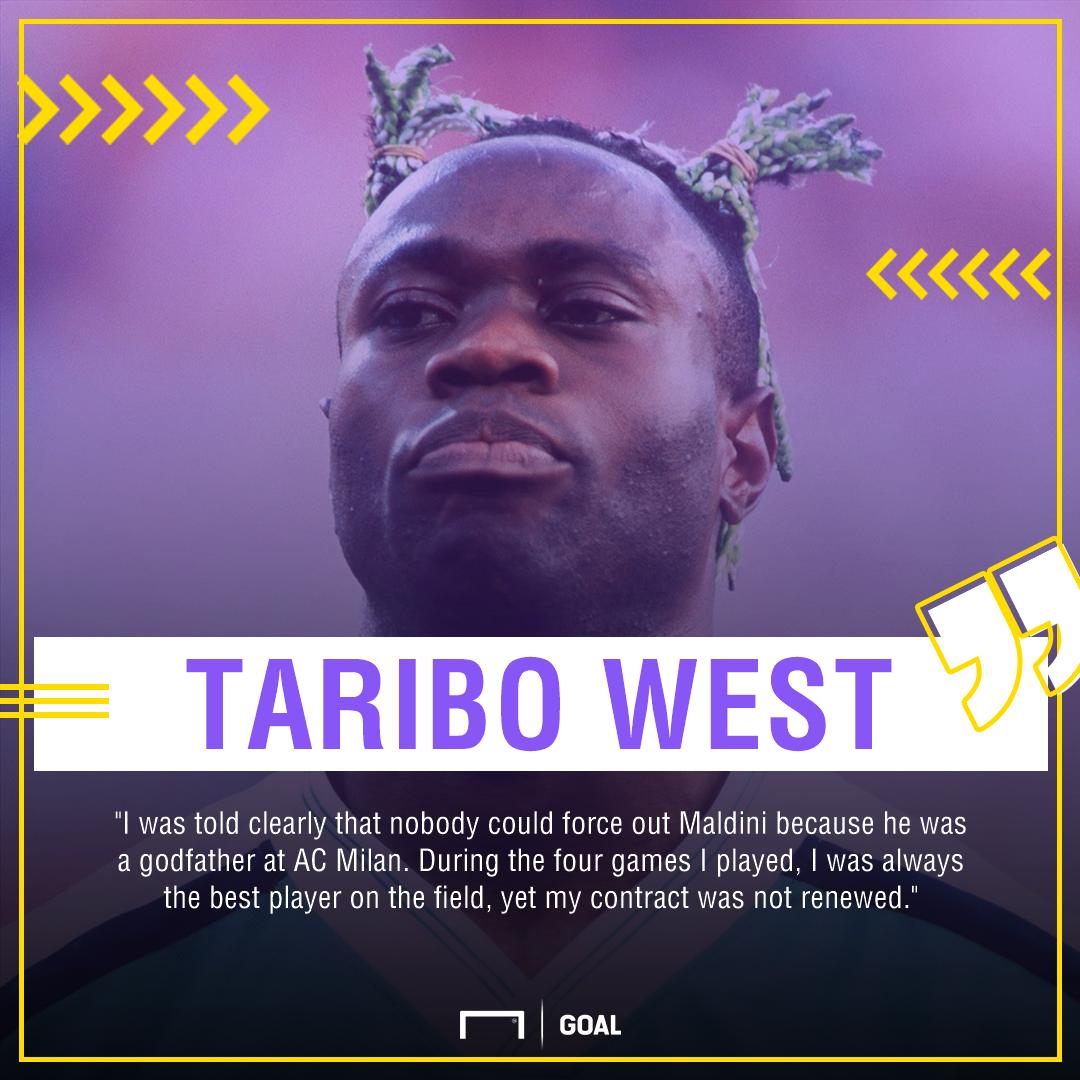 Taribo West Maldini PS