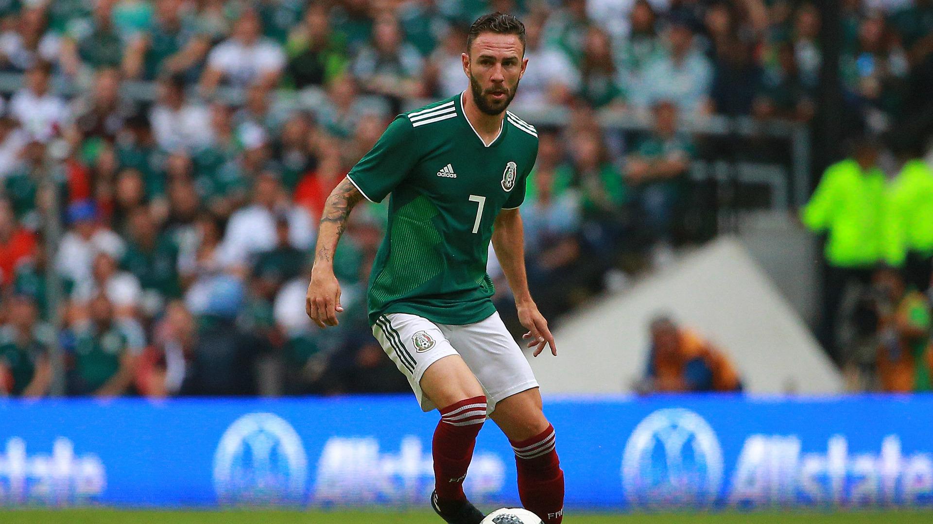 Miguel Layun Mexico