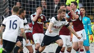 Eric Dier Tottenham Burnley 01042017