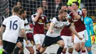 Eric Dier Tottenham Burnley 01042017