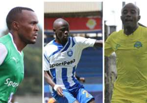 Gor Mahia produced another remarkable performance to clinch the 2018 Kenyan Premier League title with six matches to spare while both Wazito and Thika United have been relegated to the lower league for next season. But which strikers stood out for thei...