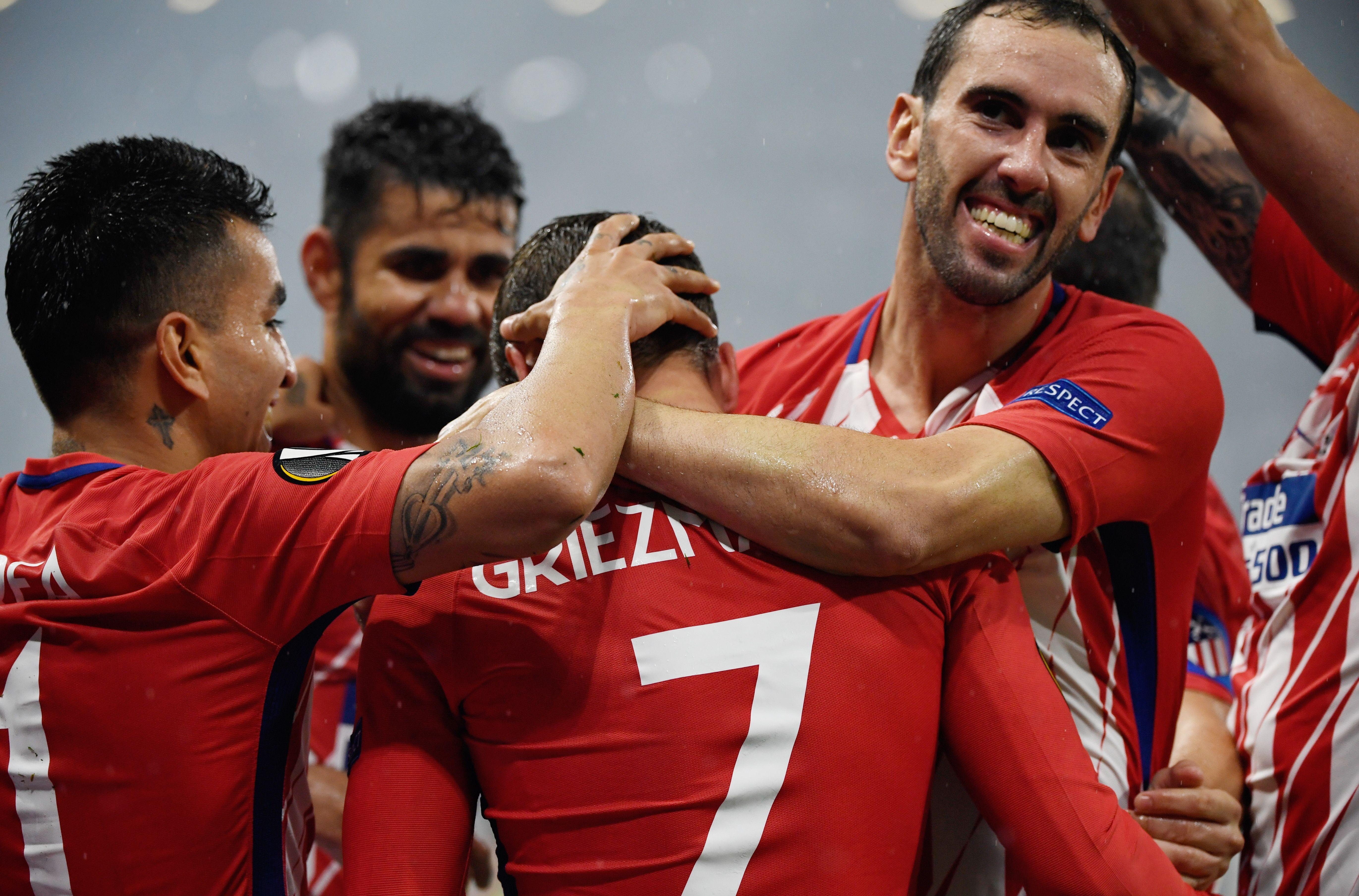 La double lame pour Griezmann et le Barça — Atletico