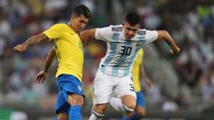 Brazil Argentina Friendly 10162018