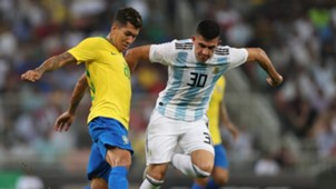 Brazil Argentina Friendly 10162018