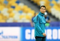 Cristiano Ronaldo Zinedine Zidane UEFA Champions League final