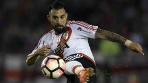Ariel Rojas River Plate Copa Libertadores 2017