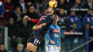 Paolo Faragò Cagliari Napoli Serie A