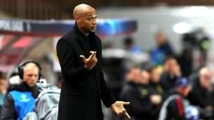Thierry Henry Monaco Borussia Dortmund Champions League 11122018