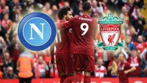 Napoli - Liverpool GFX