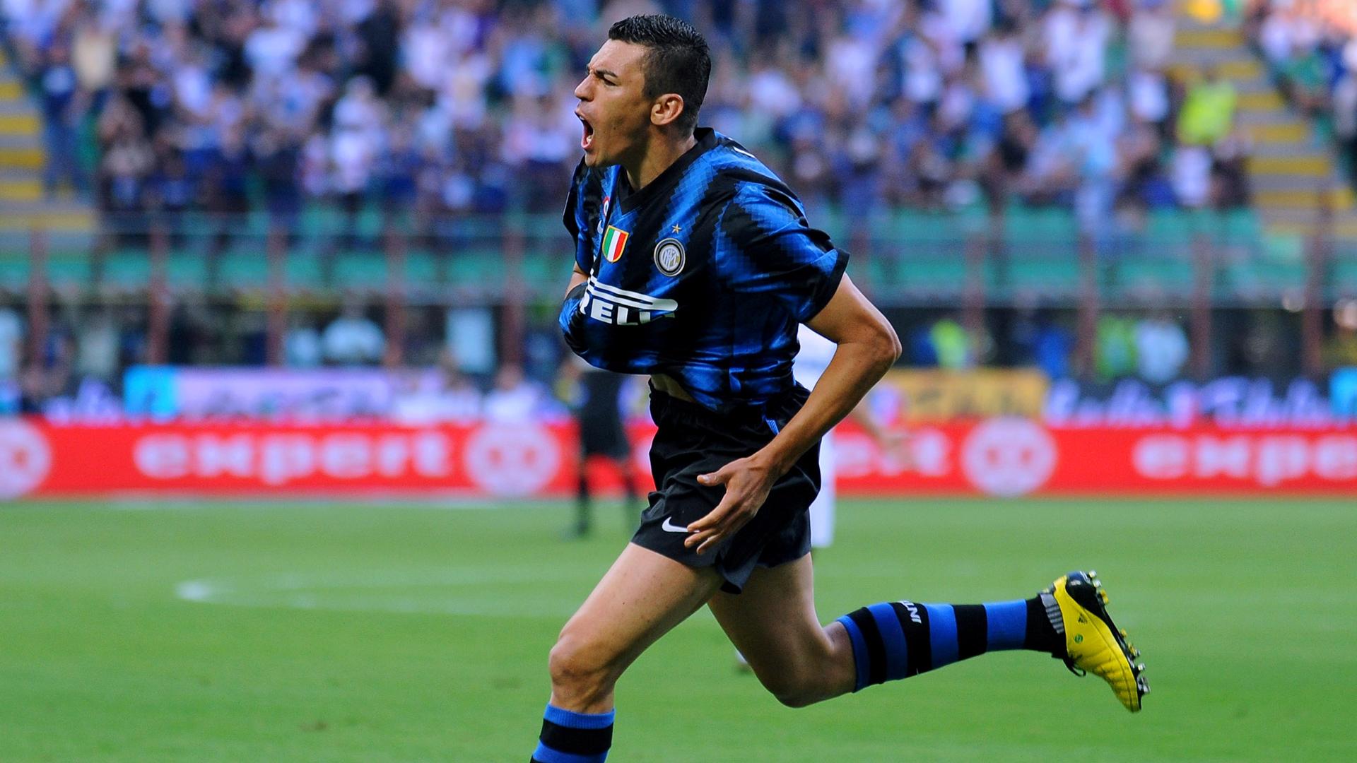 Lucio Inter Mailand 2010