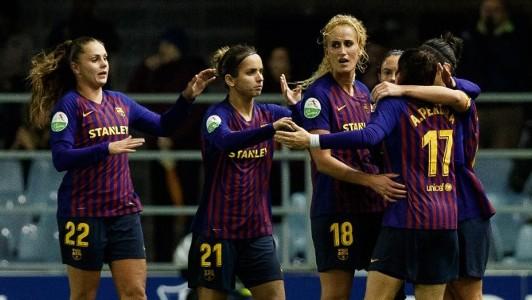Barcelona Atletico Femenino Liga Iberdrola 18112018