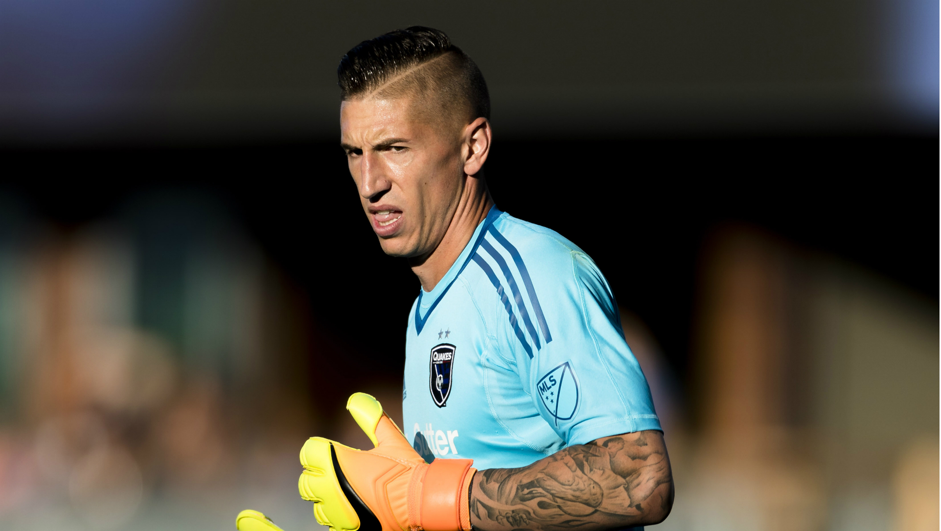 David Bingham San Jose Earthquakes