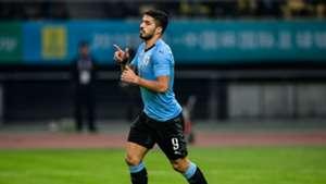 Luis Suarez Uruguay Czech