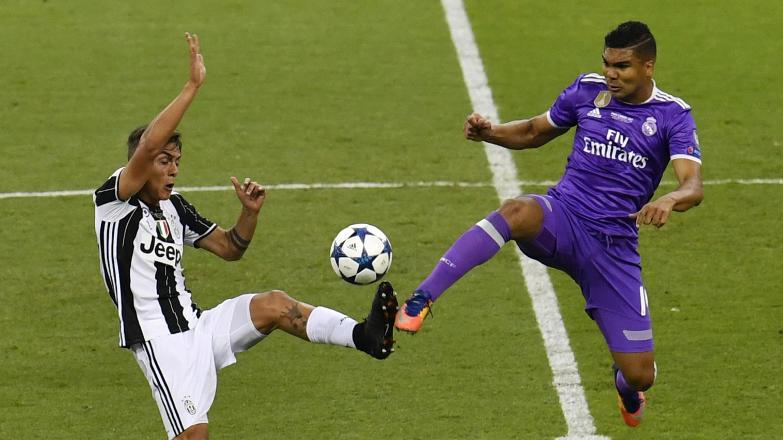 Andrea Barzagli Juventus Karim Benzema Real Madrid Champions League