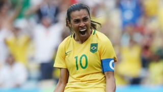 Marta Brazil 2019