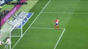 Morata Atlético Real Madrid gol FDJ