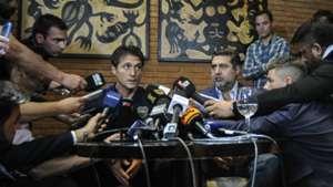 Guillermo Angelici Boca Juniors 25112018
