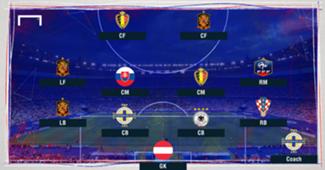 Best XI : ทีมยอดเยี่ยม ยูโร 2016 นัดที่ 2