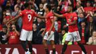 Manchester United Martial Lingard Rashford