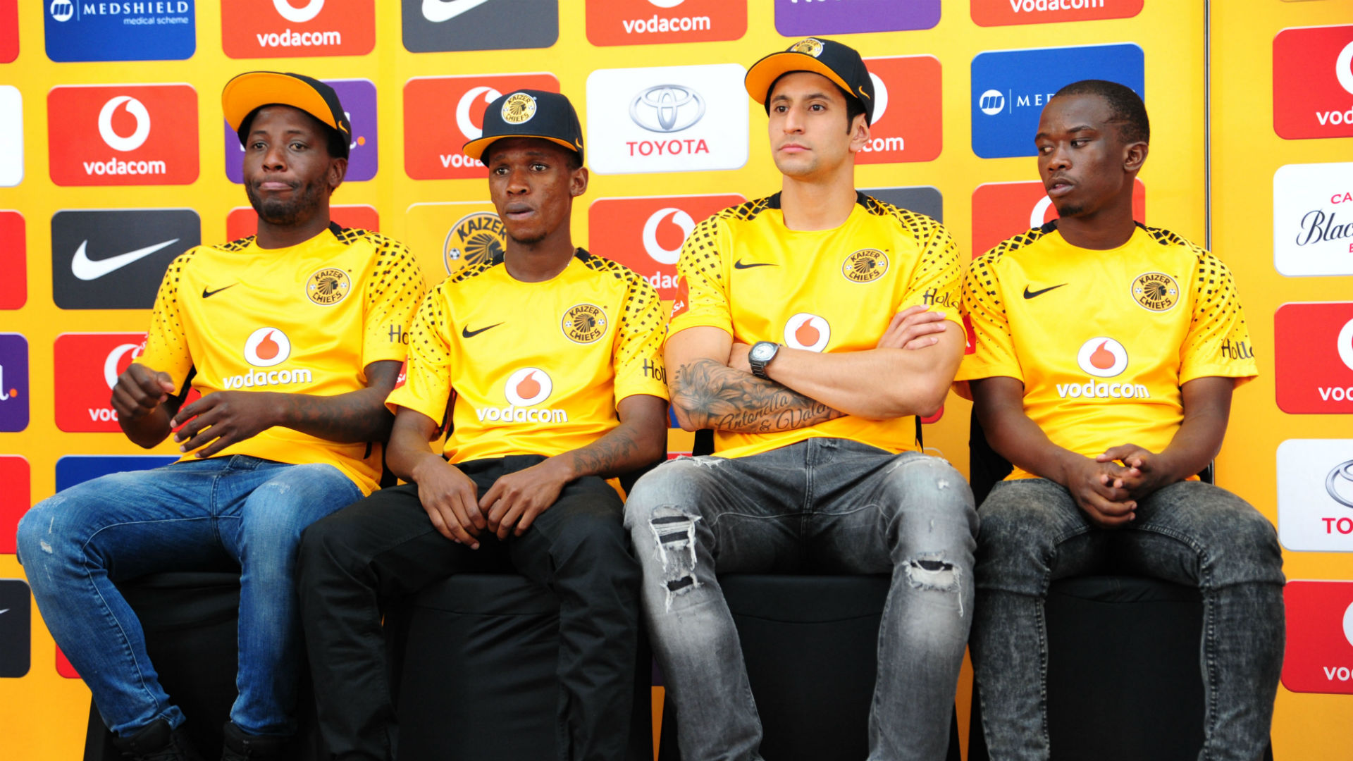 Kaizer Chiefs signings for January transfer window