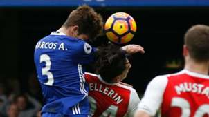 Marcos Alonso Hector Bellerin Chelsea Arsenal