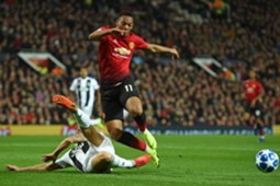 Manchester United Juventus Champions League 23102018