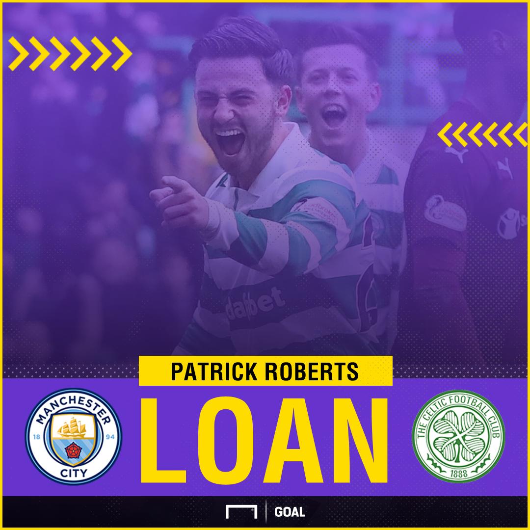 Patrick Roberrs Celtic GFX