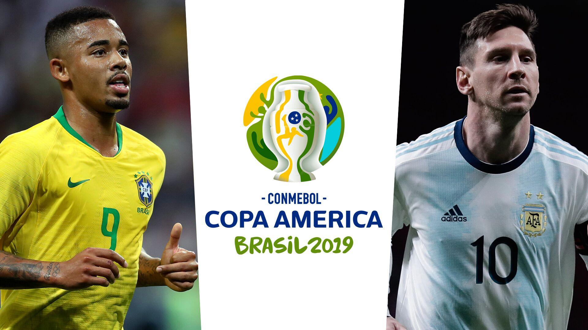 Calendario Coppa America.Copa America 2019 Tabellone Calendario Risultati E Dove