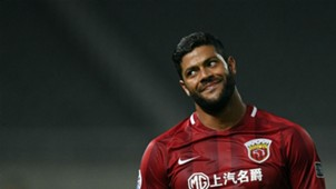 Hulk Shanghai SIPG Asian Champions League