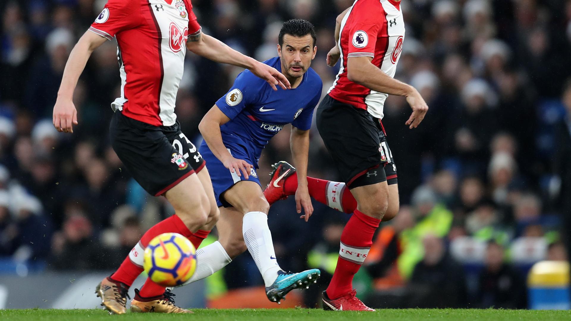 Pedro Chelsea Southampton