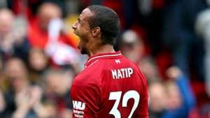 Joel Matip Liverpool 2018-19
