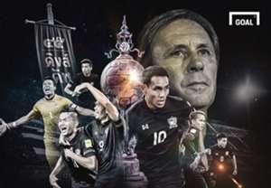 """""""คิงส์ คัพ ครั้งที่ 45"""" ศึกชิงถ้วยแห่งราชัน สูงสุดของฟุตบอลไทย"""