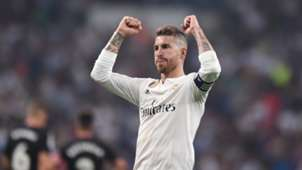 Real Madrid Sergio Ramos 01092018
