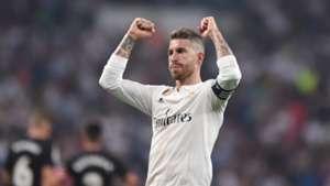 Real Madrid Sergio Ramos 01092018