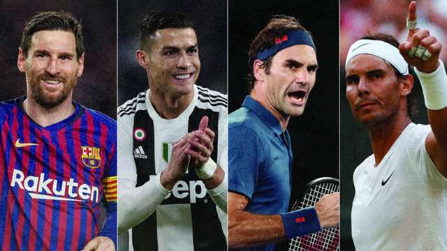 18cd83324 Football can survive without Ronaldo & Messi, tennis is doomed after  Federer, Nadal & Djokovic