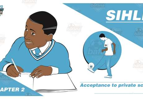 We Are Young Bafana: Sihle goes to Private School