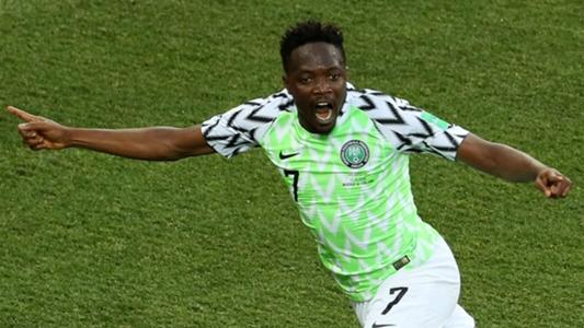 Ahmed Musa applauds fans despite losing World Cup best goal award