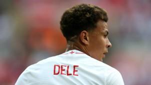 Dele Alli England 2017-18