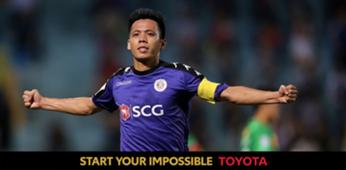 Van Quyet Hanoi FC Toyoya Banner